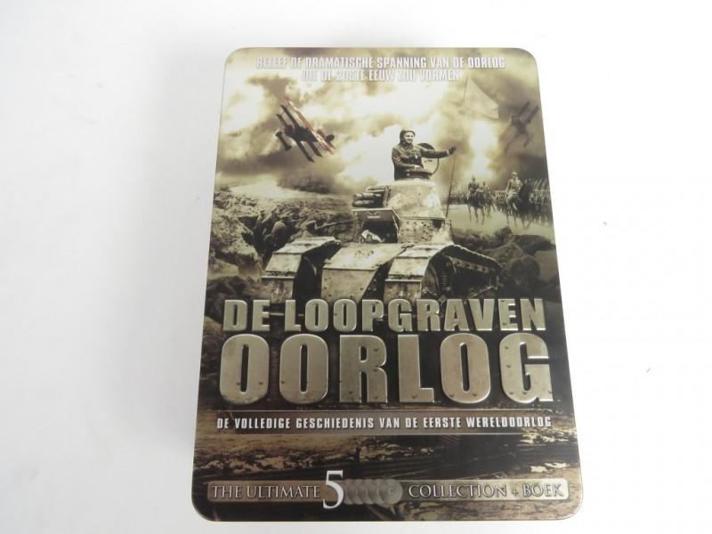 Dvd collectie - De loopgravenoorlog