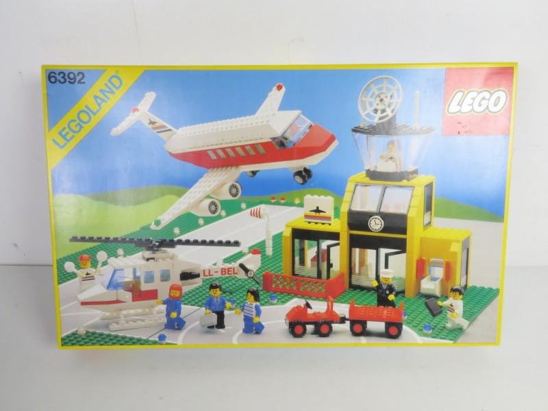 Lego set luchthaven 6392