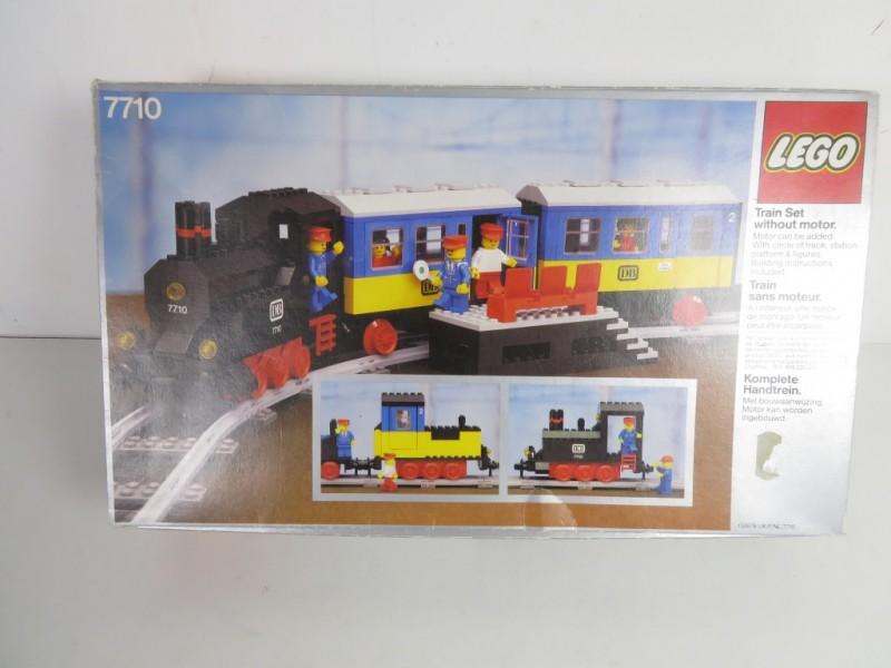 Lego treinset 7710