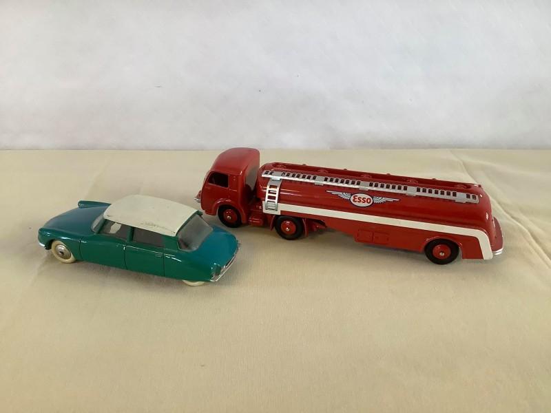 Dinky Toys speelgoed auto's