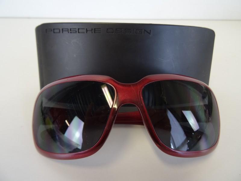3 zonnebrillen Porsche design