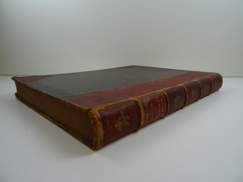 G. Viatour - L. Geens - Etude sur l'Armée Belge - 1896