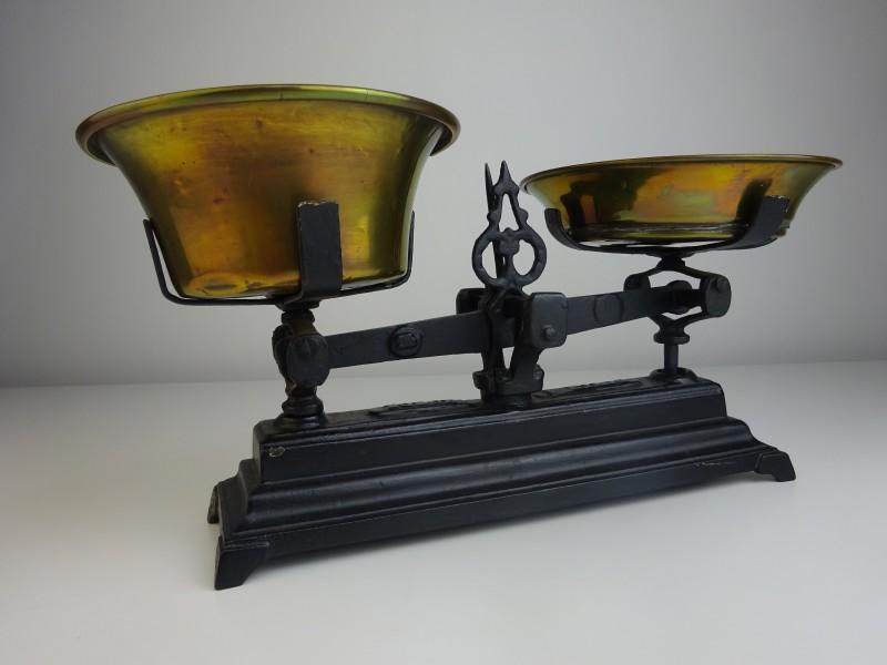 Lot Vintage persglas