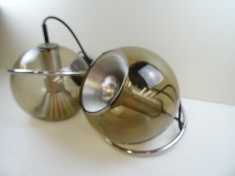 Globe Wandlamp in set Frank Ligtelijn