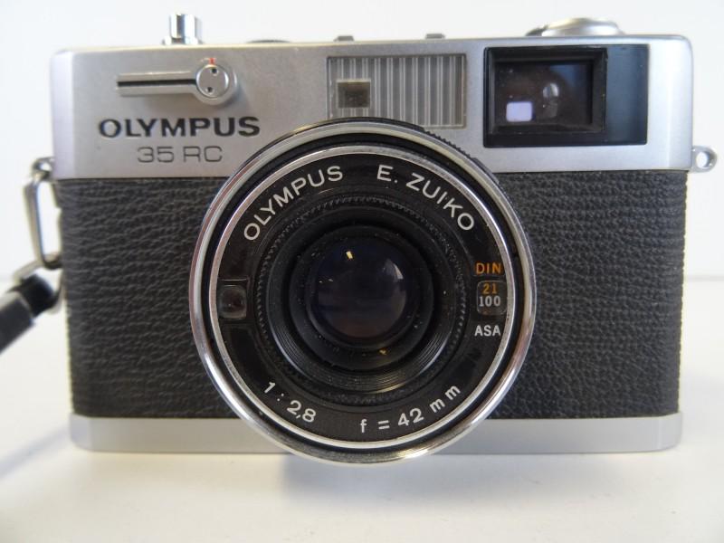 Vintage Olympus  35 RC Camera