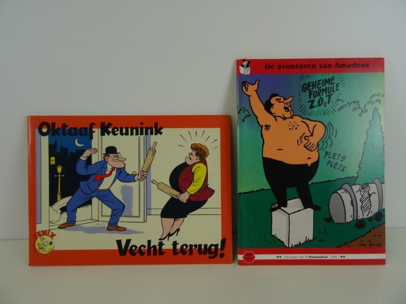 Fenix en Mannekensblad: 2 uitgaven 2002 2004