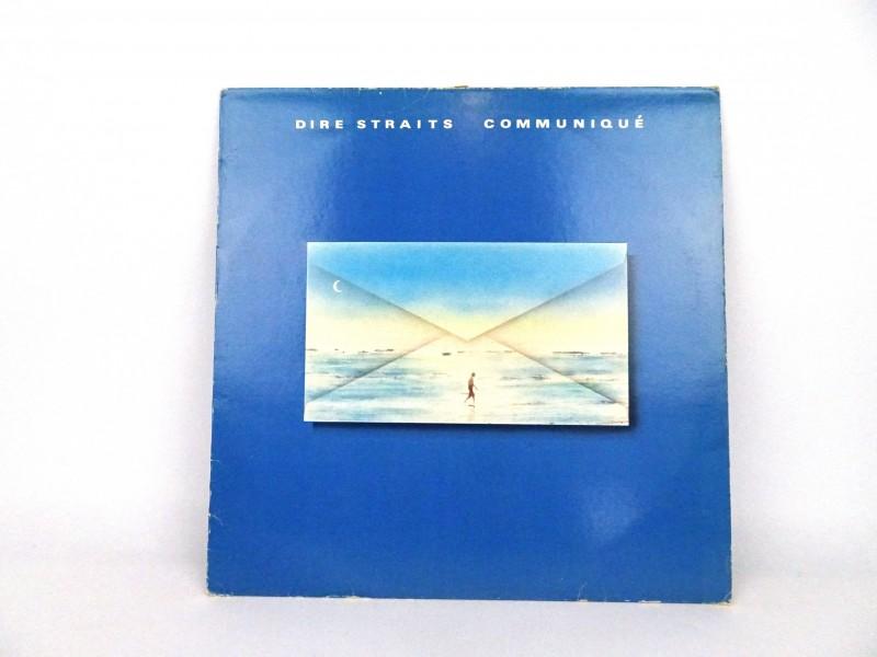 """Vinyl-Album Dire Straits """"Communiqué"""""""