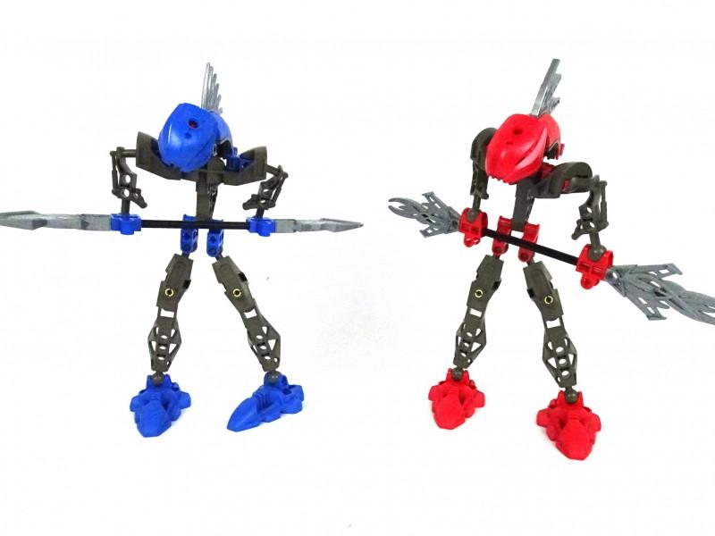 Verzameling Lego-Bionicle