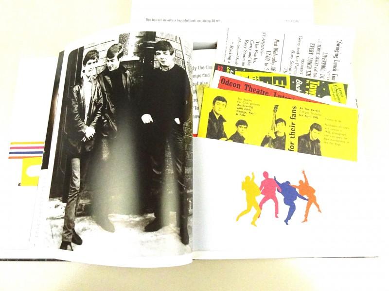 """50ste verjaardag-box """"The Beatles"""""""