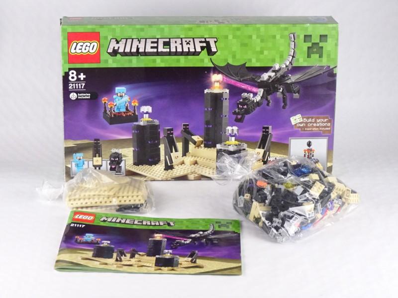 LEGO Minecraft De Enderdraak – 21117