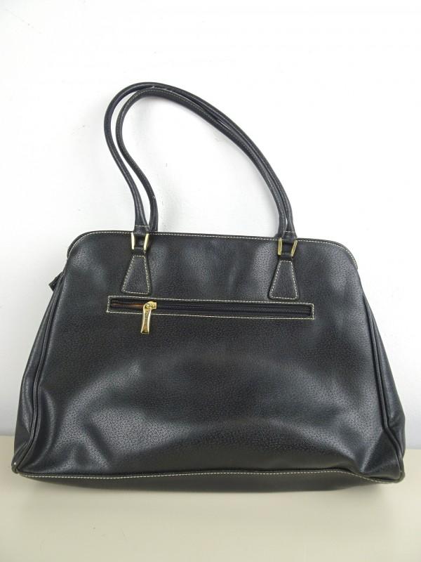 Zwarte handtas (David Jones)