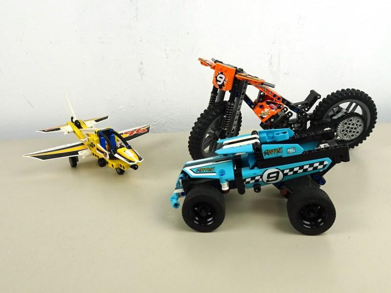 Verzameling Lego-Technic