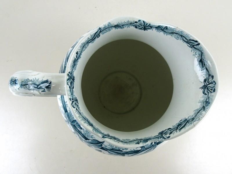 Vintage aardewerk waterkruik