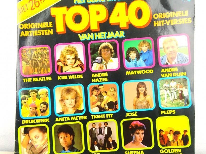 Verzamel Album Top 40 ('81 & '82)