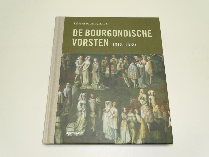 Boek, Geschiedenis, De Bourgondische Vorsten, Edward De Maesschalck, Davidsfonds