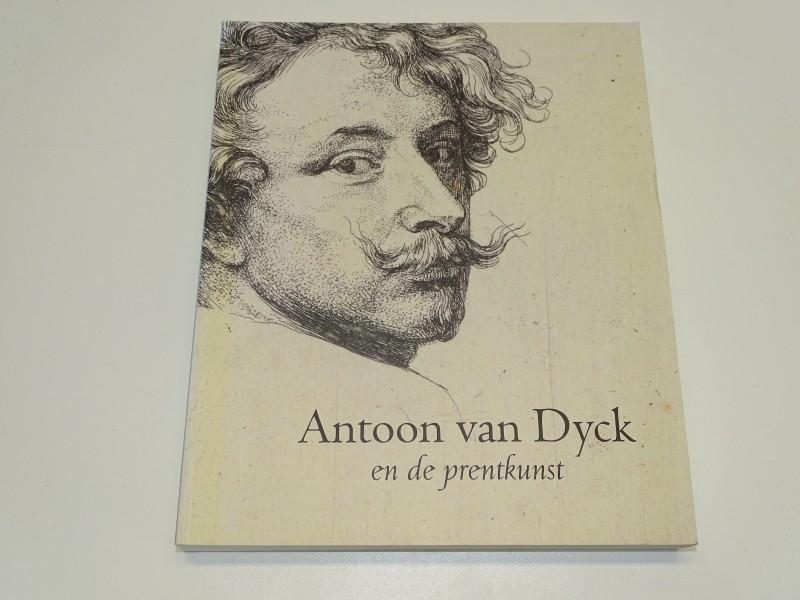 Kusntboek: Antoon Van Dyck En De Prentkunst, Antwerpen