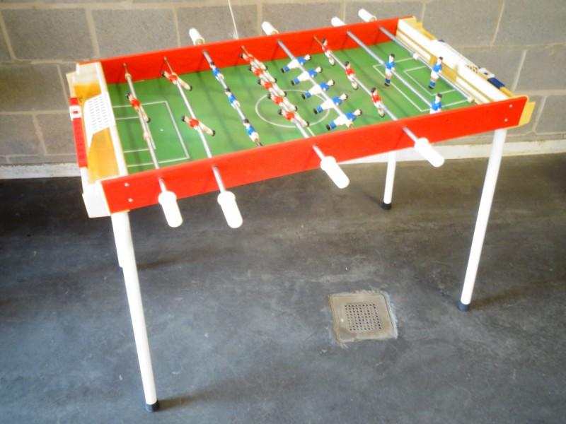 Vintage CHARTON Football - tafelvoetbalspel