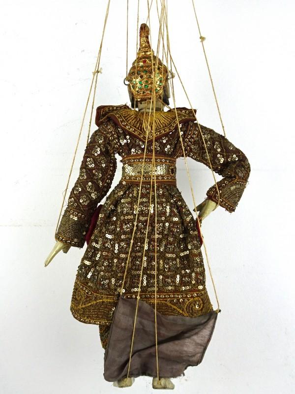 Aziatische marionet