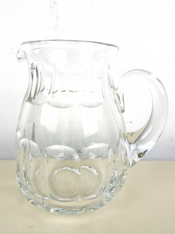 Kristallen waterkaraf