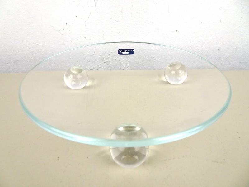 Glazen schaal (LEONARDO)