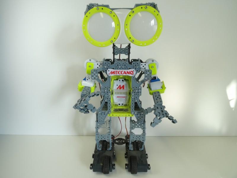 Meccano Meccanoid G15 - Robot Groen