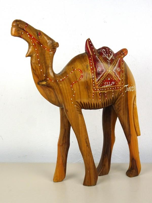 Houten kameel