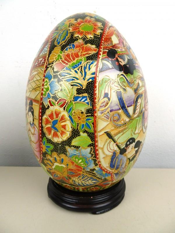 2 Chinese porseleinen eieren