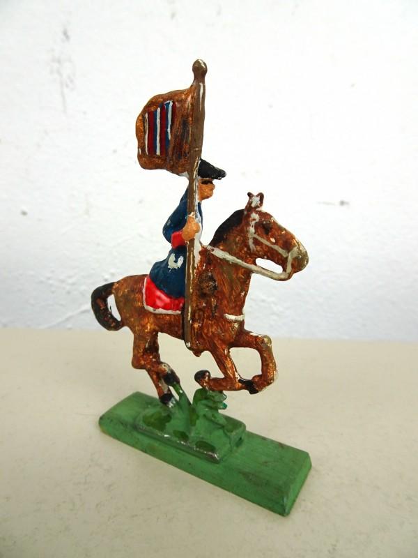 Vintage tinnen soldaatjes