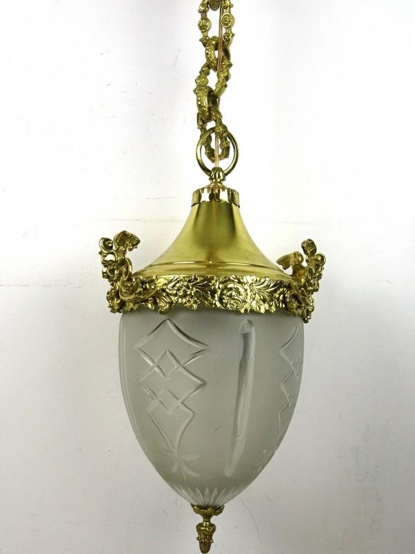 Vintage hanglamp (C)