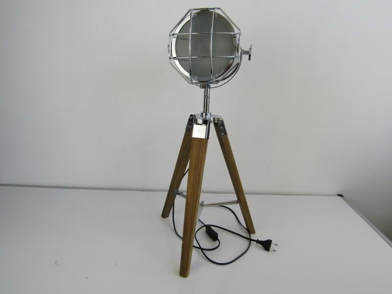 Lamp, Industriële Look