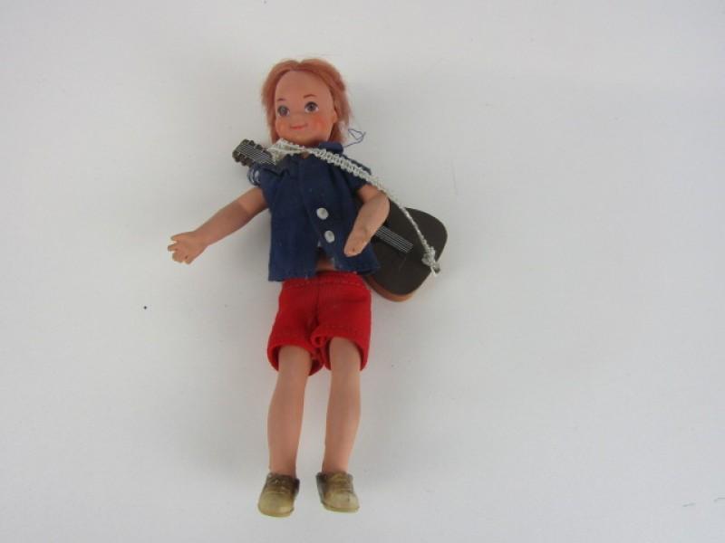 Vintage Popje, Todd, Mattel, 1965