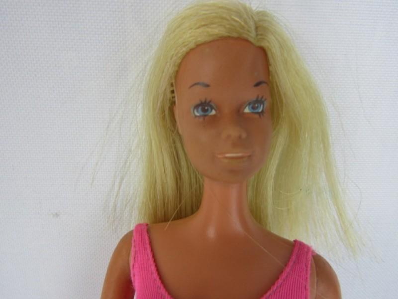 Vintage Barbie, Badpak, Mattel, 1966, Made in Korea
