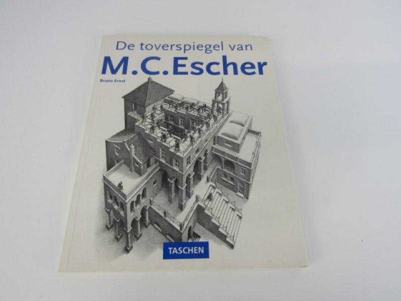 Kunstboek, De toverspiegel van M.C.Esher, Ernst Bruno, Taschen