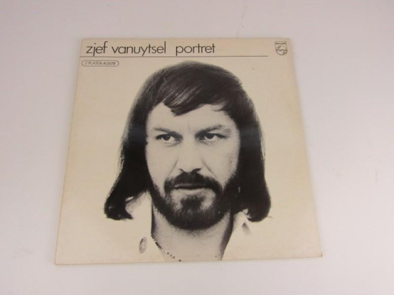 LP, Dubbel, Zjef Vanuytsel, Portret, 1979