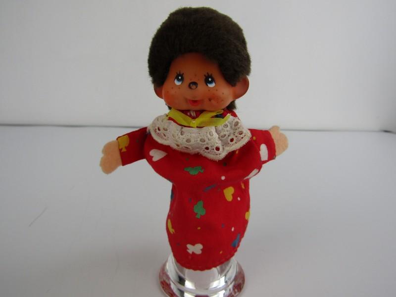 Vintage Vingerpopje: Monchhichi