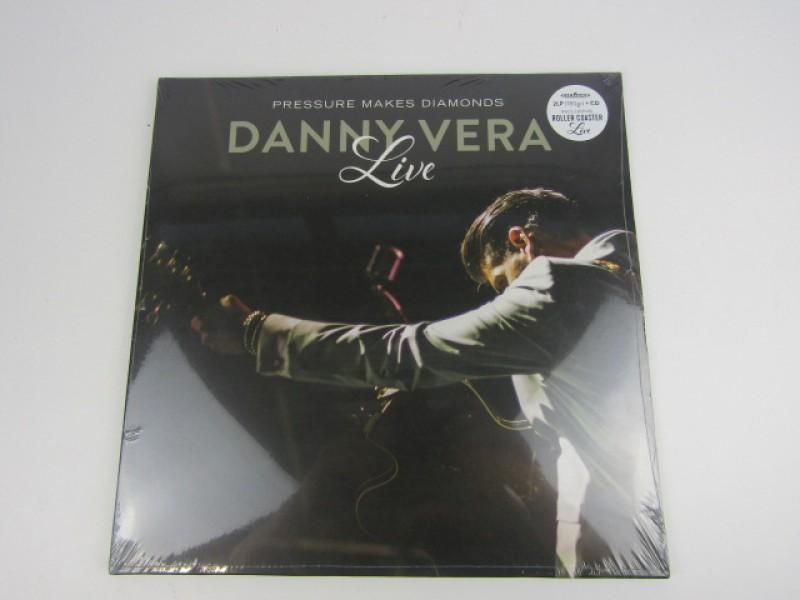 LP en CD, Danny Vera, Live, Pressure Makes Diamonds