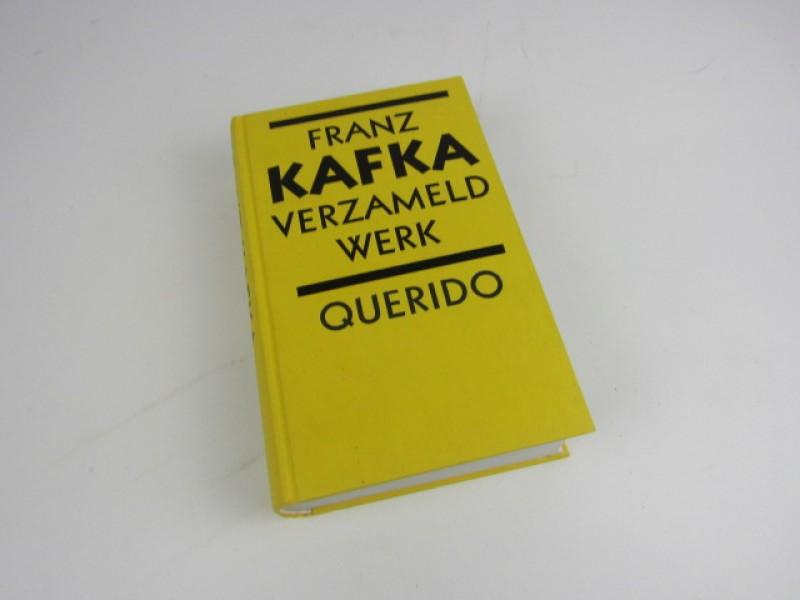 Boek, Franz Kafka, Verzwameld werk, Querido, 1991
