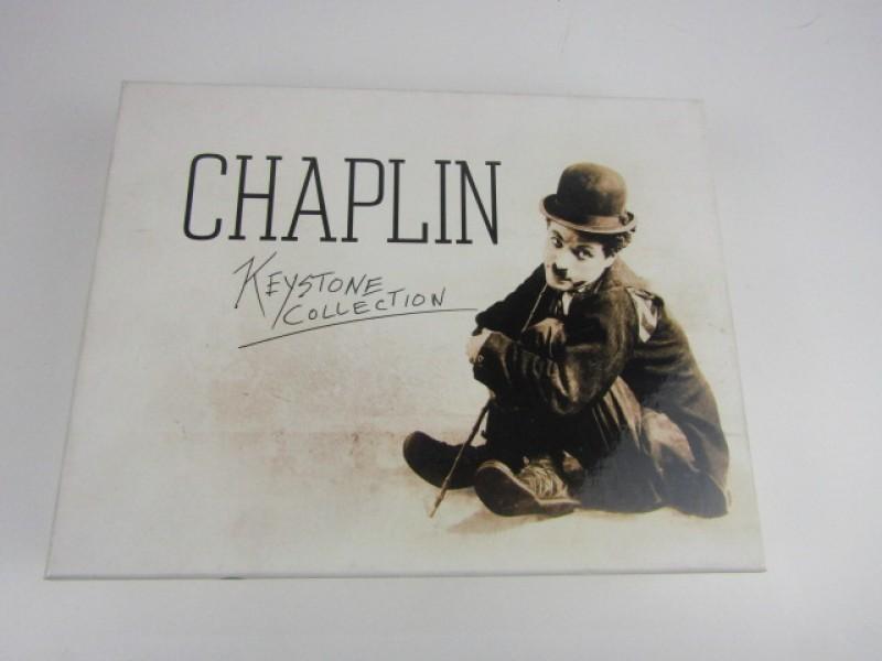 DVD Box, Charlie Chaplin, Keystone Collection
