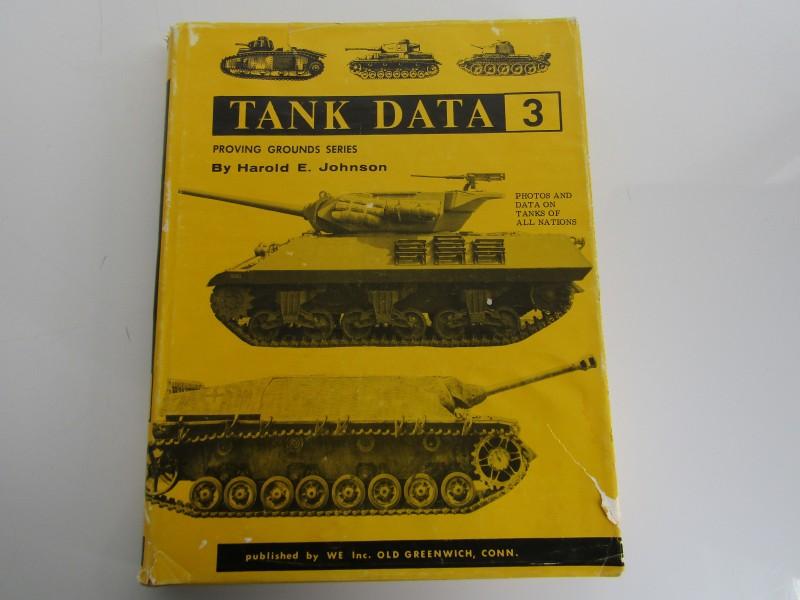 Boek: Tank Data 3, 1972