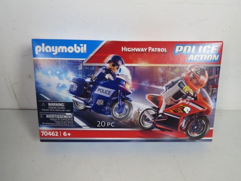 Playmobil 70462 - Highway patrol