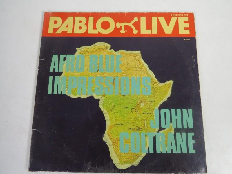 Lp - Pablo live - Afro Blue Impressions