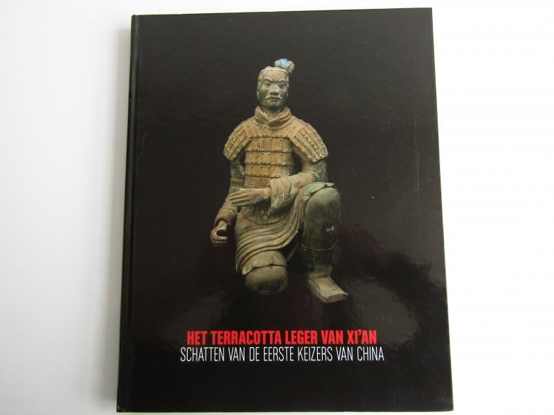 Boek: Het Terracotta Leger van Xi'An, 2008
