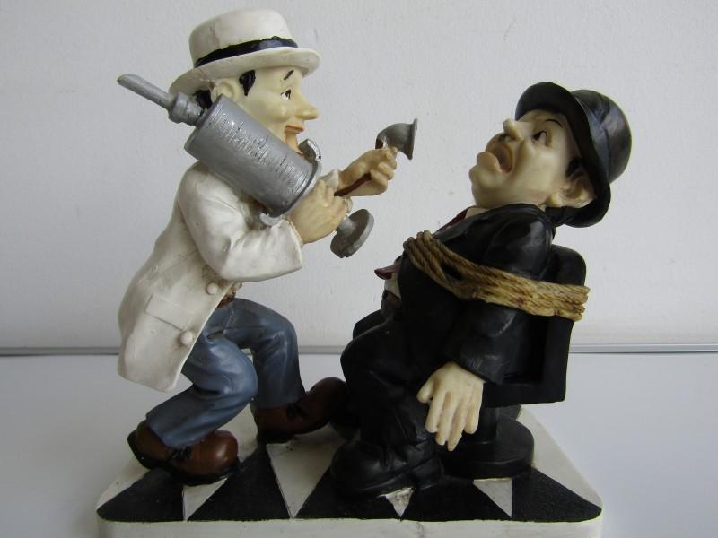 Beeld: De Dikke en de Dunne / Stan Laurel & Olivier Hardy