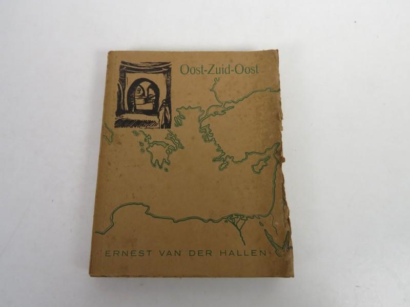 Boek - Ernest Van Der Hallen - Oost - Zuid - Oost