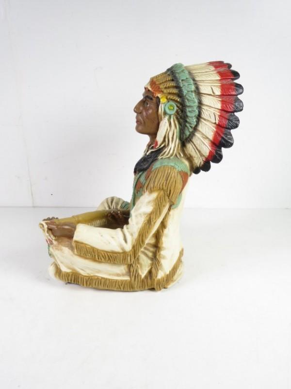Indianenbeeld Sioux