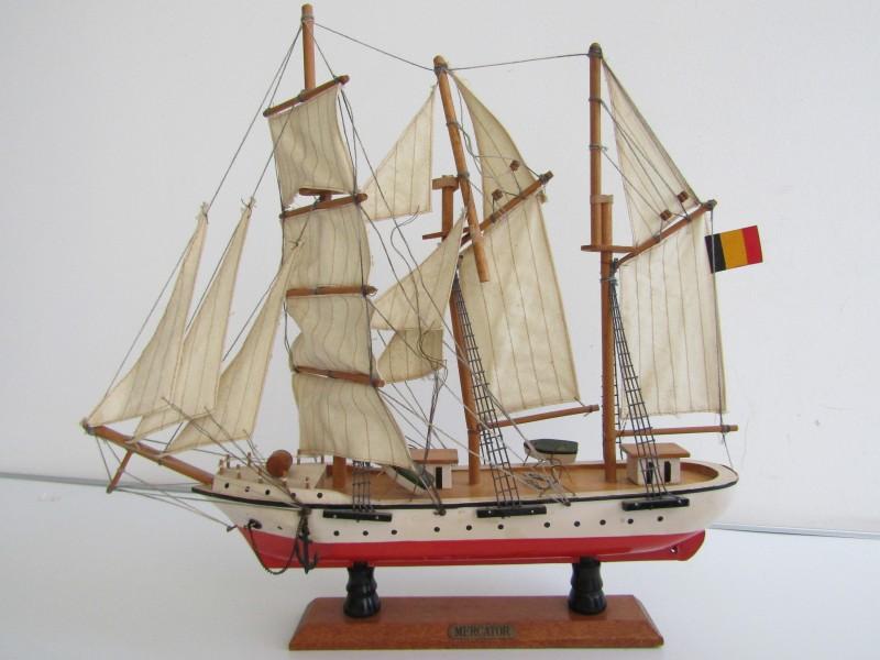 Miniatuur Boot: Mercator