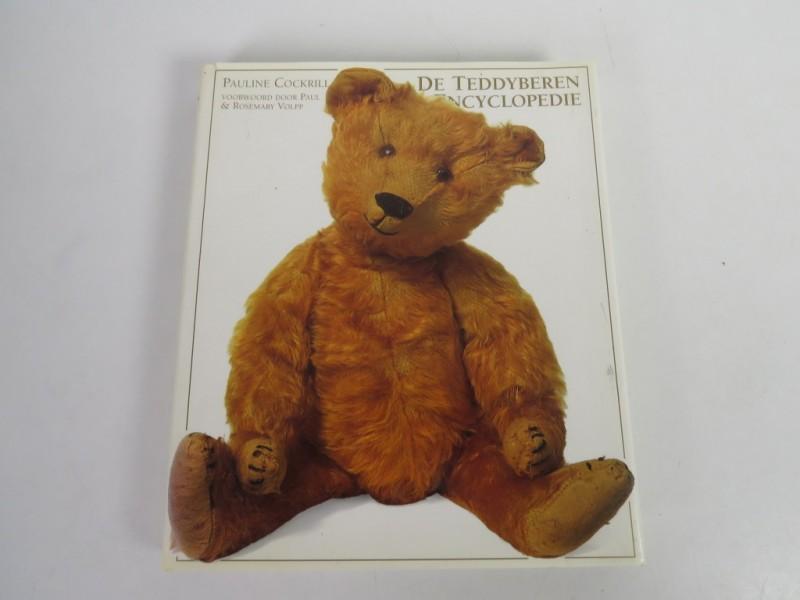 Boek - Teddyberen