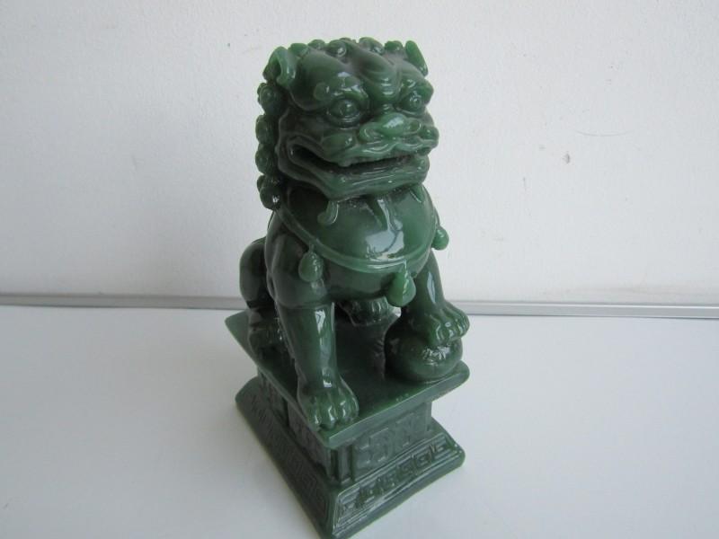 Beeldje: Foo Dog / Beijing Leeuw, China