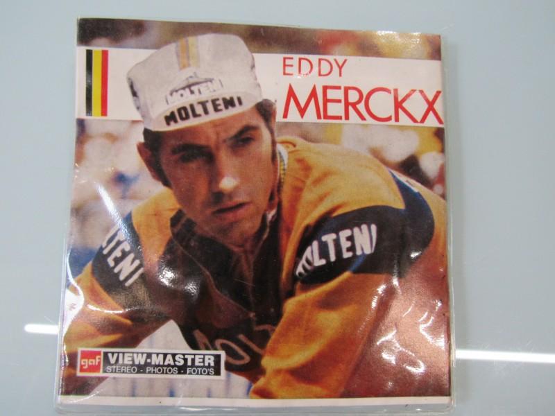 "View Master schijfjes ""Eddy Merckx"""