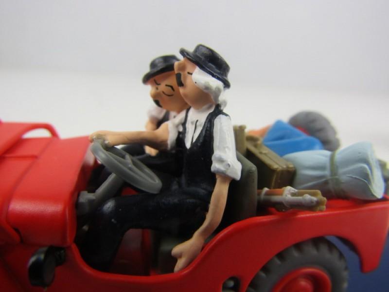 Miniatuur: Kuifje en het Zwarte Goud